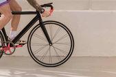 Fotografie cyklista