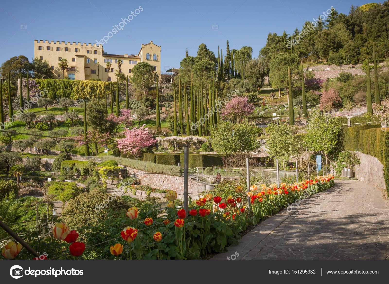 Giardino Di Castel Trauttmansdorff Merano Sud Tirolo