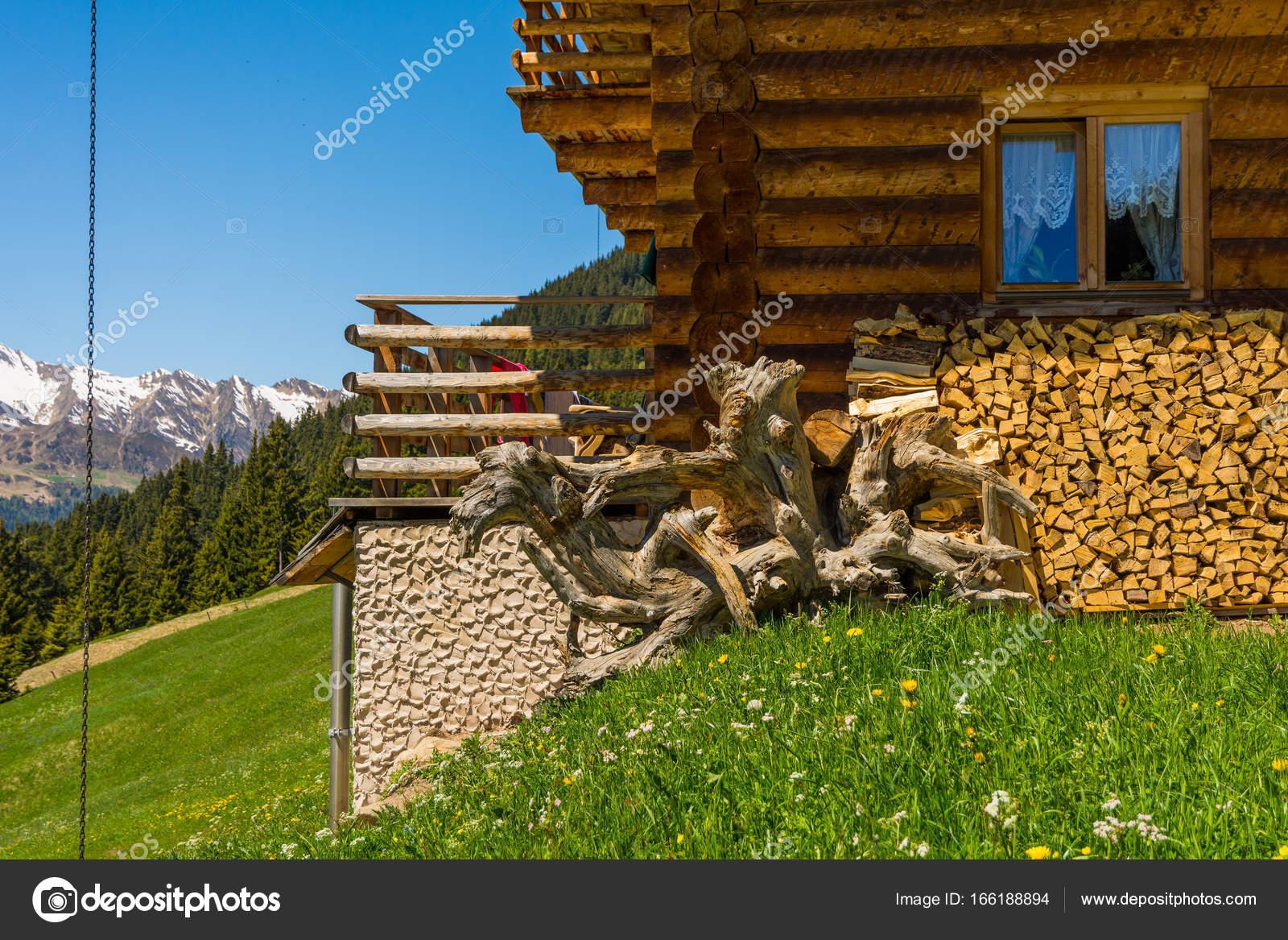 Casa in legno trentino - Accatastamento casa ...