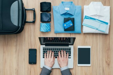 Planning a business travel