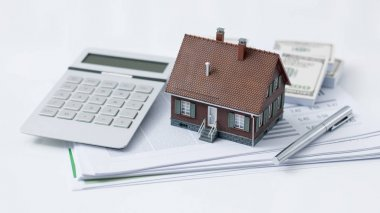 home loan and investments concept