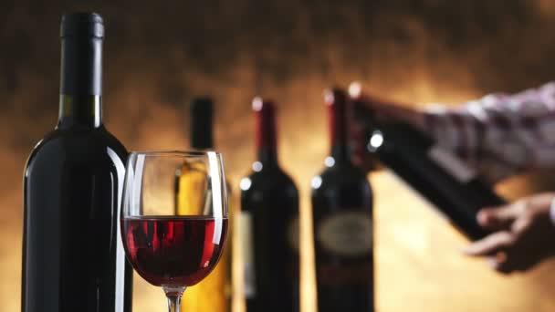Weinprobe im Keller