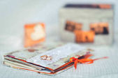 Photo Wedding details. Guestbook and jewelery