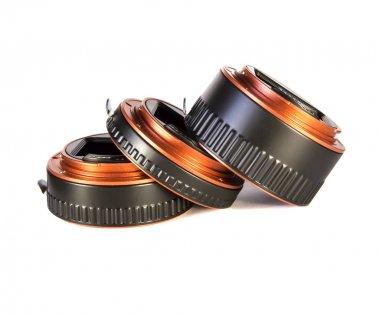 macro rings for a lens