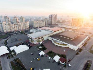 International Exhibition Centre in Kyiv
