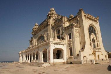 Constana (Constanta, Constanca) Casino in Romania - abandoned art deco architectury treasure