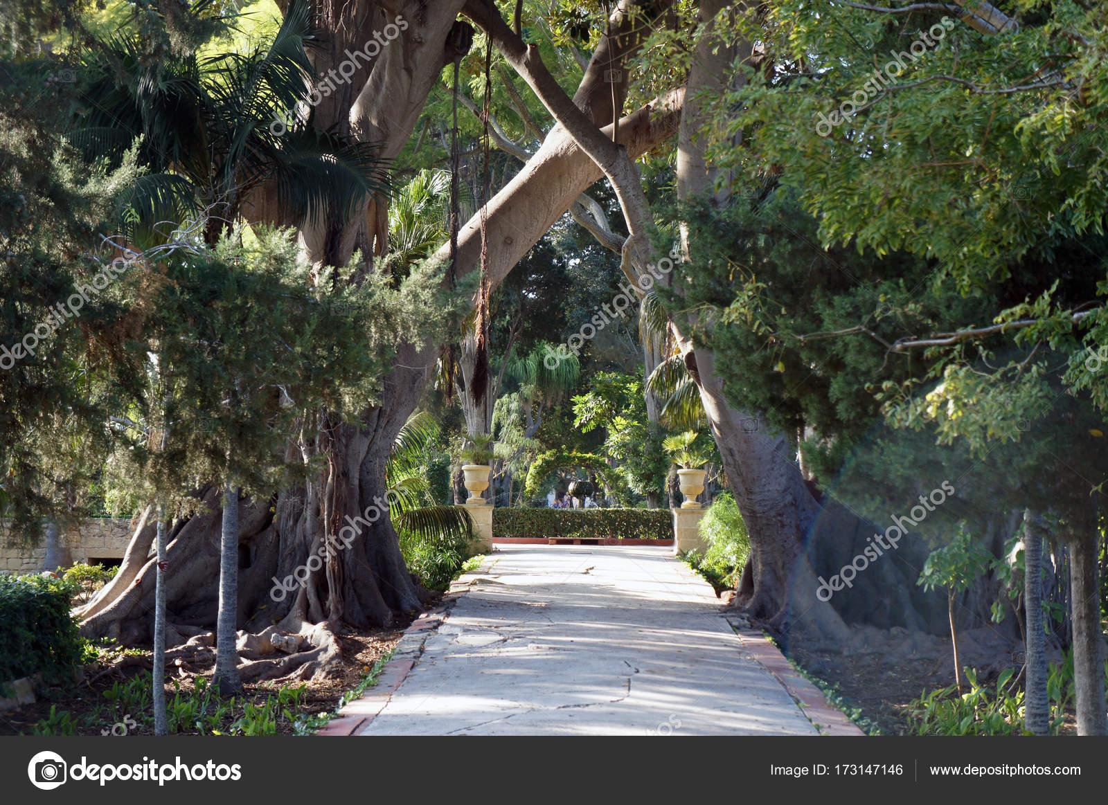 Gärten Der San Anton Palace (Il PA Santu0027Anton) In Attard,