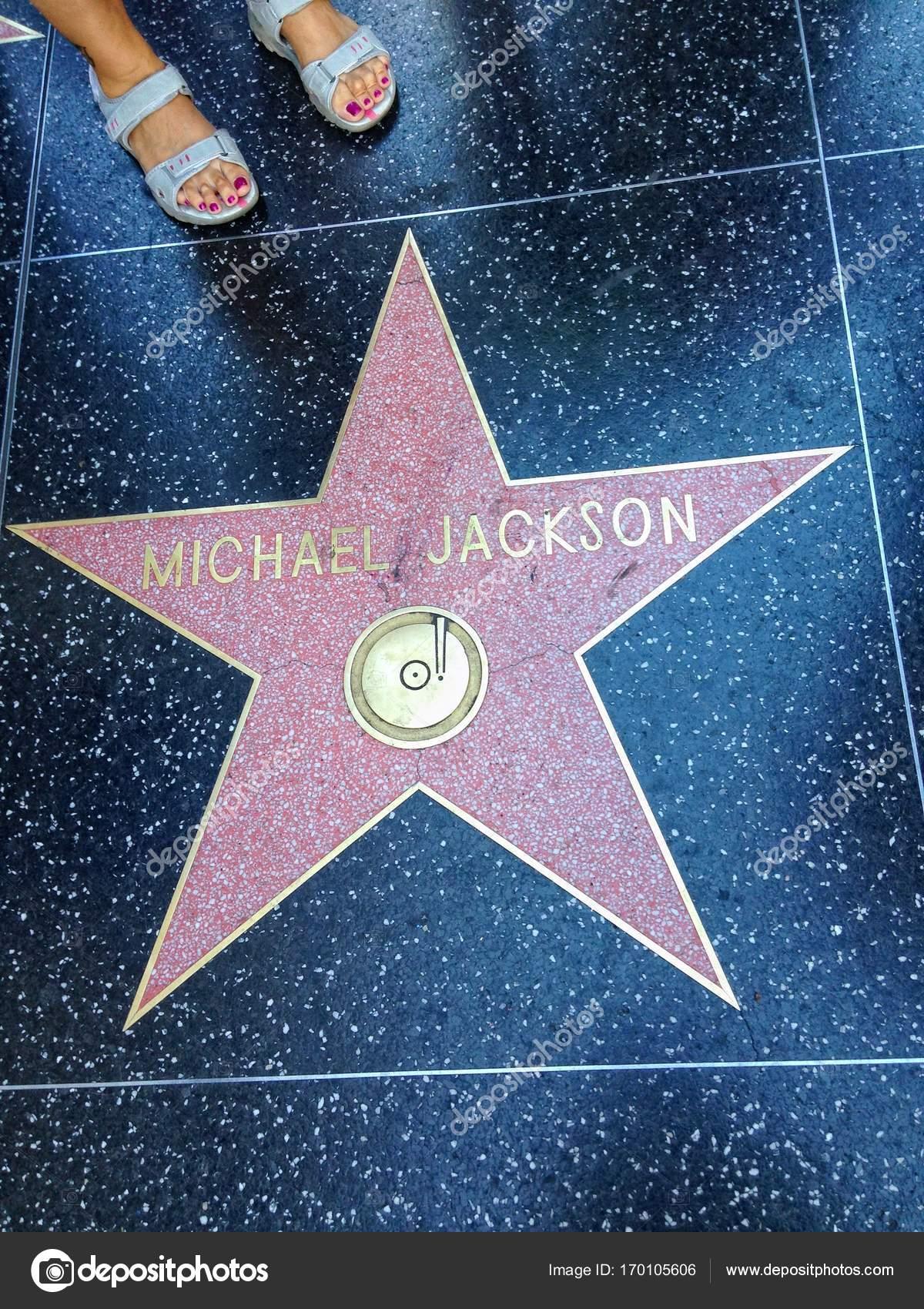 マイケル ・ ジャクソンのハリウ...