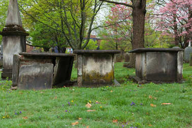 Princeton Cemetery Gravesite