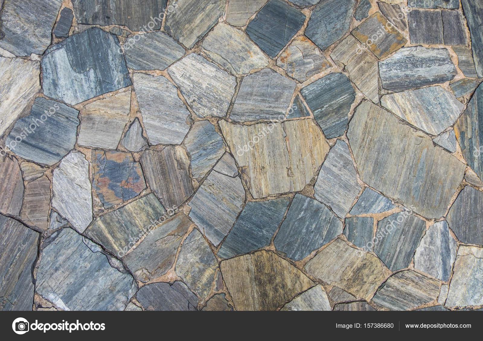 Schiefer Steinmuster — Stockfoto © quan_tum #157386680