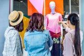 Fényképek shopping mall lányok