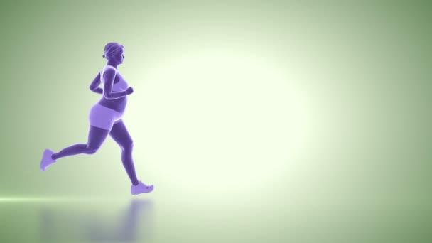 perdere peso jogging