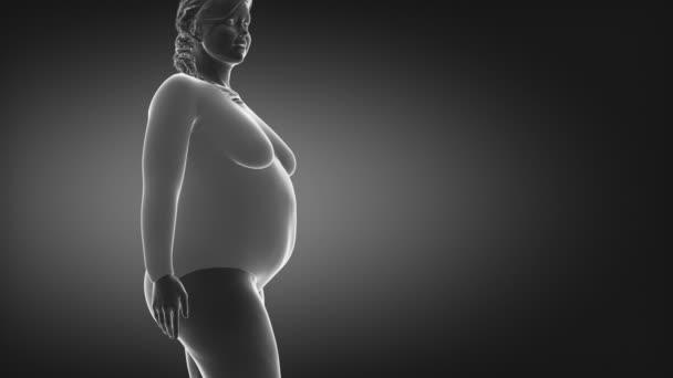 obézní ženy, hubnutí