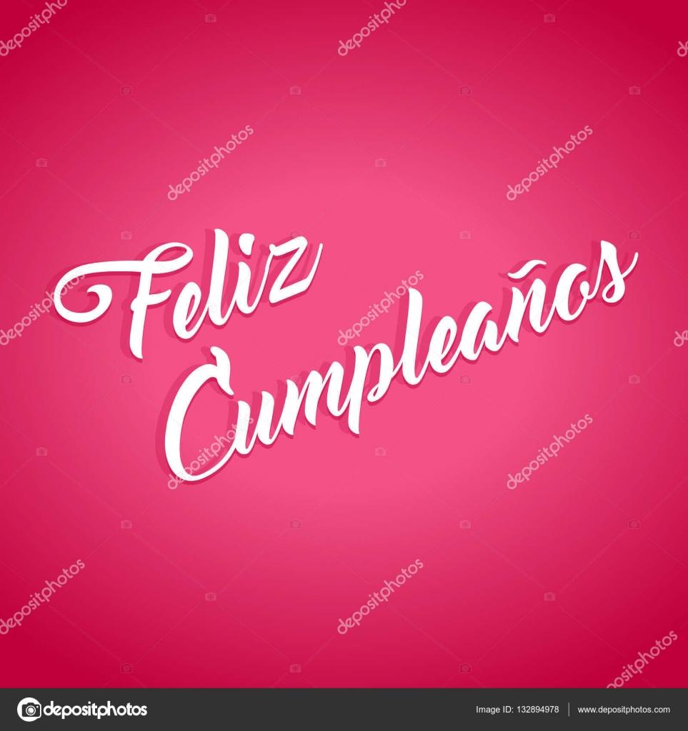 grattis spanska Grattis på födelsedagen i spanska — Stock Vektor © Mictoon #132894978 grattis spanska