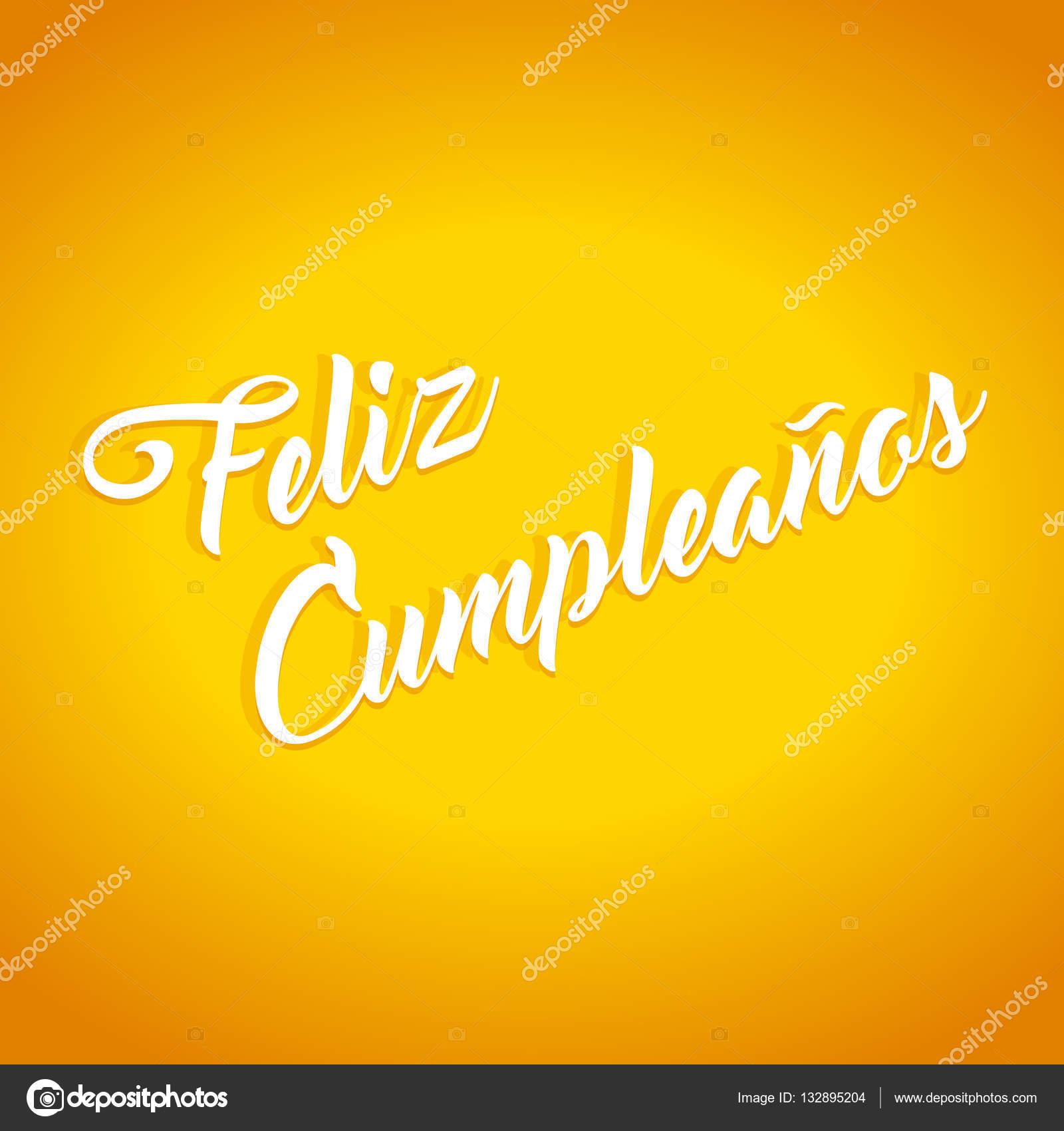 grattis spanska Grattis på födelsedagen i spanska — Stock Vektor © Mictoon #132895204 grattis spanska