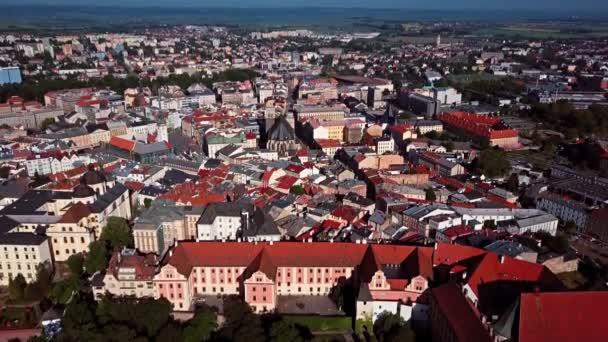 Let Olomouc staré město, Česká republika