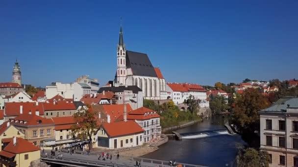 Let nad Český Krumlov