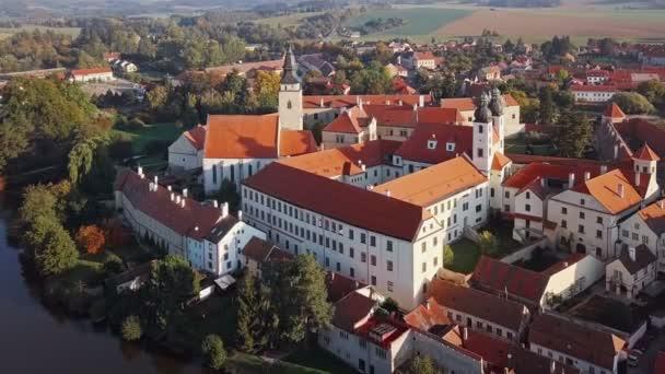 Staré město Telč, Česká republika, shora