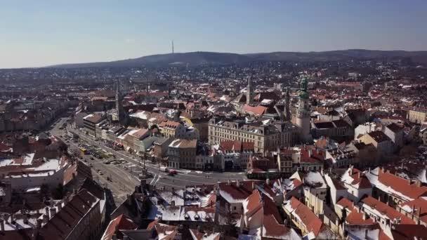 Repülés alatt Sopron, Magyarország