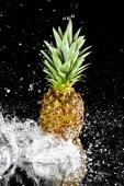 čerstvý Zralý ananas