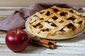 Domácí jablečný koláč