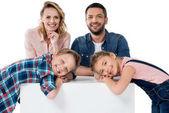 šťastná rodina stylový