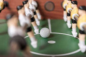 Fotografie Close-up view of table football