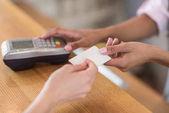 fizetés bankkártyával