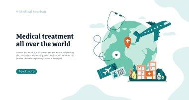 Design concept  for medical tourism