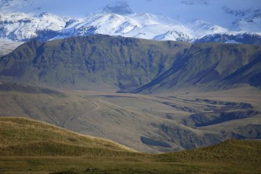 Island, Landschaft, Atlantik, Insel, Wasserfall, Dyrhlaey, Reynisfjara, Vik i Myrdal, Kirkjufjara