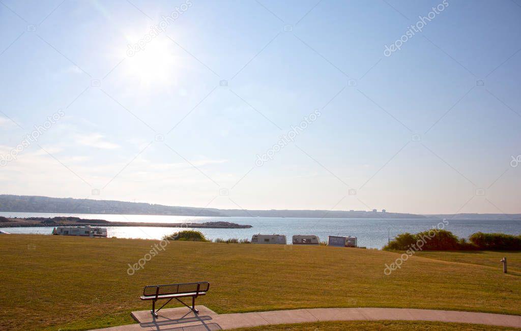 historic seaview park or africville, nova scotia