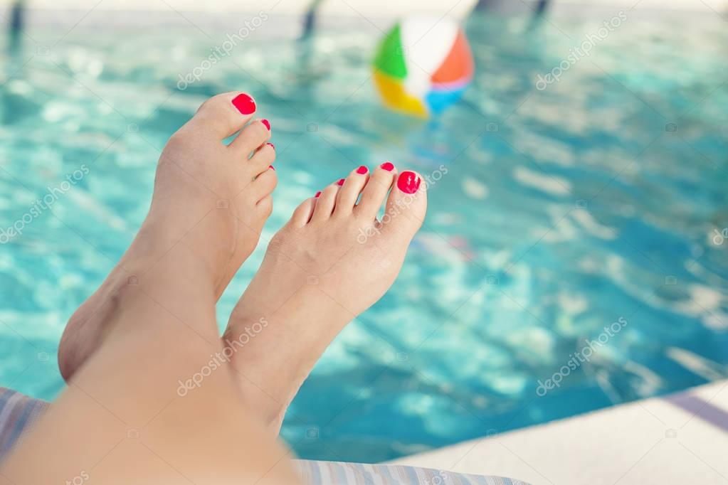 Beautiful Sexy Feet Pics