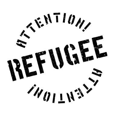 Refugee rubber stamp