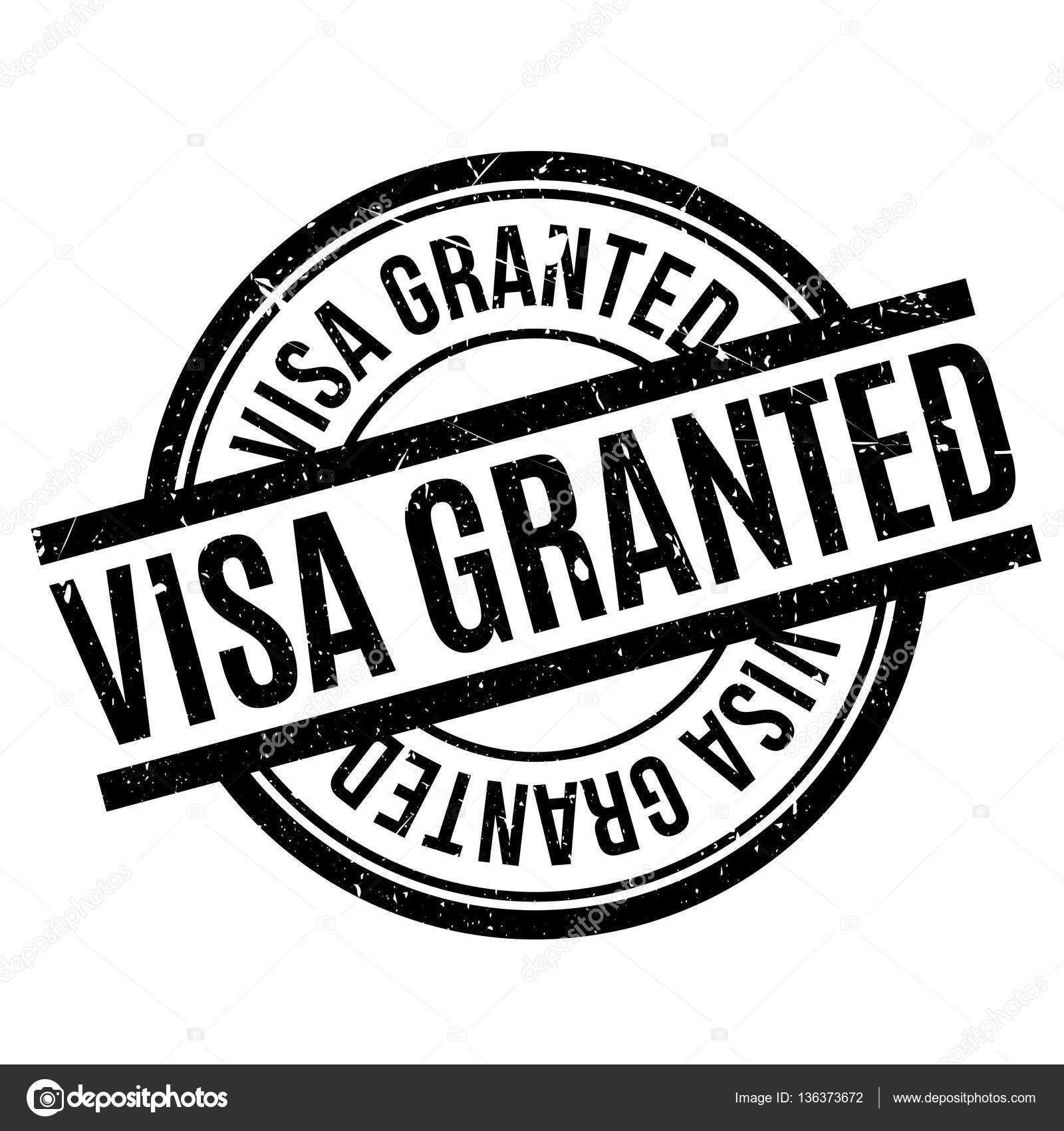 Visa granted rubber stamp stock vector lkeskinen0 136373672 visa granted rubber stamp stock vector biocorpaavc Choice Image