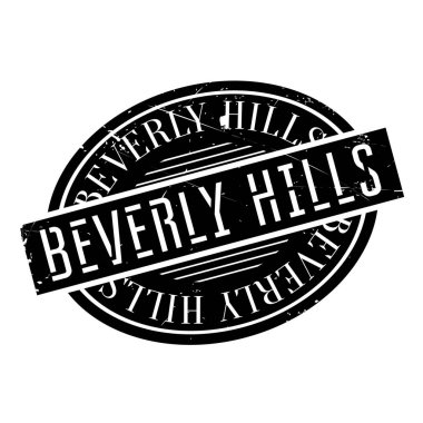 Beverly Hills rubber stamp