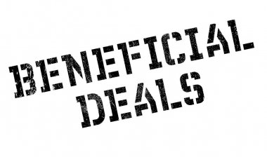 Beneficial Deals rubber stamp