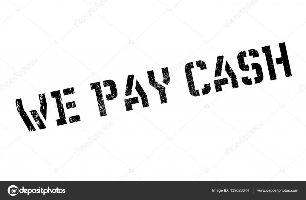 We Pay Cash rubber stamp — Stock Vector © lkeskinen0 #139028644