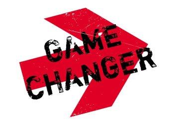 Game changer stamp