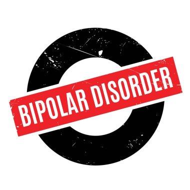 Bipolar Disorder rubber stamp