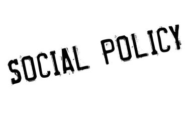 Social Policy rubber stamp