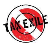 Razítka daňového exilu
