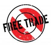 Volného obchodu razítko