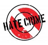Nenávidí zločin razítko