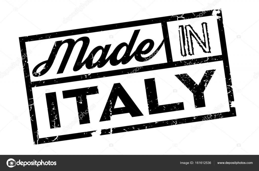 e651effd0f Made In Italy rubber stamp — Stock Vector © lkeskinen0  161612536