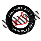 Csak a Miami gumibélyegző