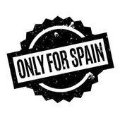Csak a spanyol gumibélyegző