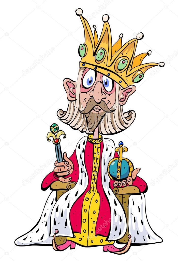 картинка царь с факом своим