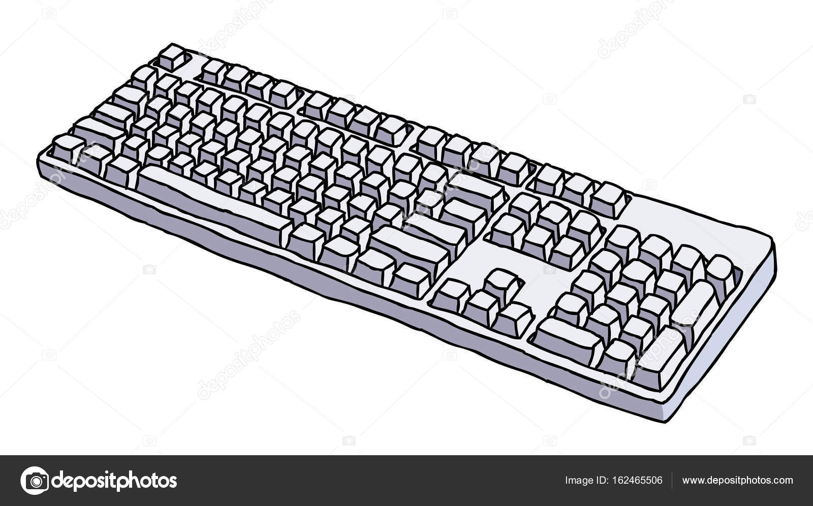 Images Keyboard Cartoon Image Cartoon Image Of Keyboard Icon Stock Vector C Lkeskinen0 162465506