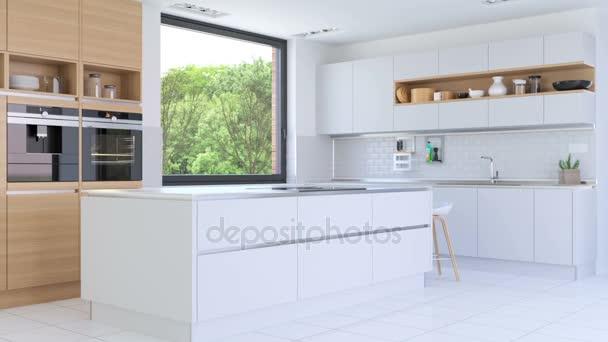 kuchyně v moderní domácnosti