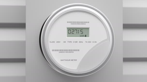 Analog Electric Power Meter